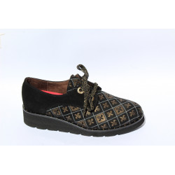 Zapato Nival negro