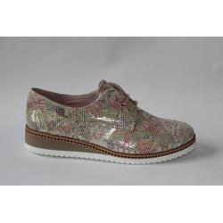 Zapato Nival estampado