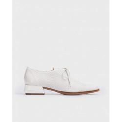Zapato tacón geométrico...