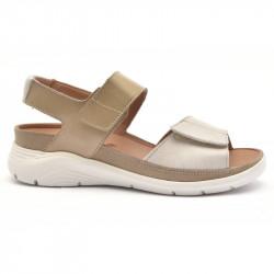 Sandalia ancho especial belcro